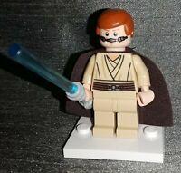 Lego Star Wars Hair Bun with Braid and Gold Hood Queen Amidala #H67