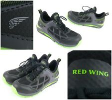 Red Wing Cool Tech Athletic Men's Safety Toe Work Shoe Size 11 Style 6346