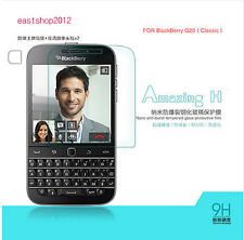NEW Premium Real Tempered Glass Film Screen Protector For Blackberry Classic Q20