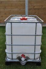600 / 640 l IBC Regenwassertank