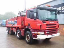 Type Tipper Manufacturer Scania