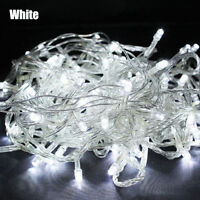 15m 200 LED Christmas Tree Fairy String Party Lights Lamp Waterproof 8 Modes US