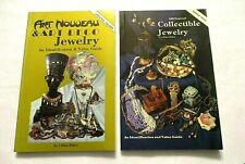 Art Nouveau & Art Deco Collectible Jewelry identification and value guide lot