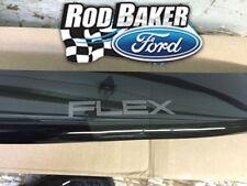 OEM Smoke Hood Deflector Bug Shield w/ Flex Logo fits 2009 - 2019 Ford Flex