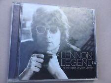 JOHN LENNON LEGEND BEST OF CD IMAGINE JEALOUS GUY KARMA MIND GAMES WOMAN XMAS