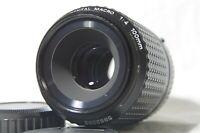 SMC Pentax-A Dental Macro 100mm F/4 MF Lens SN5962393 from Japan