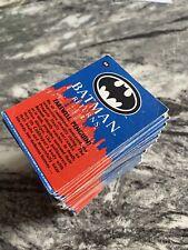 Batman Returns 1992 Topps Trading Cards