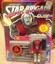 Destro Cobra Tech Commander Star Brigade GI Joe 1993 MOC Original