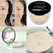 BEST PRICE CATRICE PRIME & FINE MATTIFYING POWDER WATERPROOF 010 TRANSLUCENT NEW