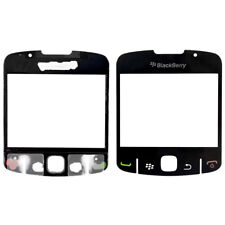 New Blackberry OEM Front Lens Replacement Screen for CURVE 8520 8530 -  BLACK