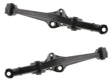 Pair Set of 2 Front Lower Suspension Control Arms Mevotech For Integra Civic CRX
