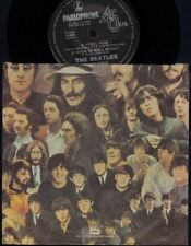 Beatles Australian promo 45 in pic cover 3 tracks A980