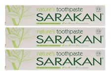 Sarakan Toothpaste - 50ml (Pack of 3)