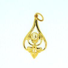 9ct Yellow Gold Celtic Pendant