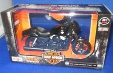 H-d Custom 2015 Harley Davidson Street 750 Motor Cycle Collector Bike 1 12