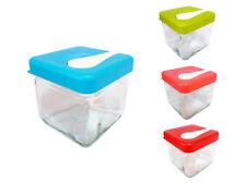 Boites et bocaux boîtes en verre pour le rangement de la cuisine