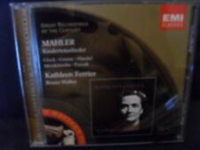Gustav Mahler - Kindertotenlieder - Kathleen Ferrier / Walter
