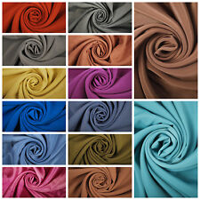 Premium 100% Polyester Lining Quality Dress Fabric Upholstery Craft Fashion