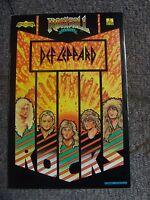 Rock 'N' Roll Comics #5 (1989) Def Leppard * Revolutionary Comics *