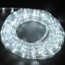 240LED 10M Rope Lichtschlauch Lichterschlauch Schlauch Lichterkette Außen Garden