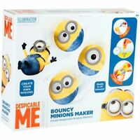 Despicable Me Bouncy Minions Maker - Create Your Own Bouncing Balls
