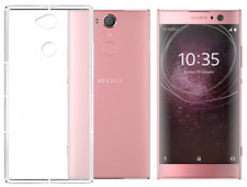 Sony Xperia XA2 H4133 Soft TPU Clear Case Protector Case(Does not include phone)