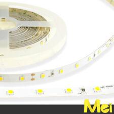BN26 striscia LED 24V luce FREDDA 6000K 60 SMD 2835 IP20 NON IMPERMEABILE 5MT