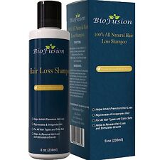 BEST Hair Loss Treatment Shampoo - Regrows Hair and Cures Hair Fall DHT Blockers