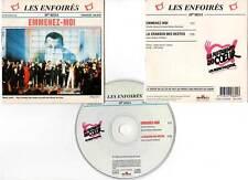"""LES ENFOIRES """"Emmenez-Moi"""" (CD 2 Titres Cardsleeve) 1999"""