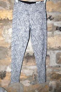 NEW VICTORIA'S SECRET VSX Grey pocket NWT KNOCKOUT TIGHT $70 retail small NWT S1