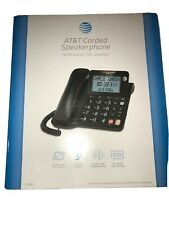 ATT CL2940 Corded Speaker Telephone With Extra Large LCD Display Caller ID
