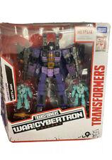 Transformers War For Cybertron Netflix Decepticon Hotlink Walmart Exclusive