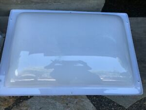 "RV Inner Skylight Bubble 4"" New out of box 24"" x 16 1/2"""