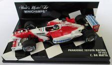 F1 1/43 TOYOTA TF103 DA MATTA 2003 MINICHAMPS