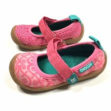 Chooze Infant Shoes 6M 6 Months Pink Mary Jane Girls Baby