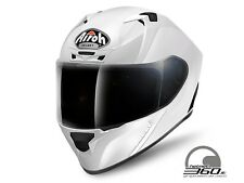 CASCO INTEGRALE AIROH VALOR NUOVO COLOR WHITE GLOSS TG. M
