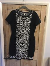 Monsoon Lina Dress , Size 12 , BNWT , RRP £ 59