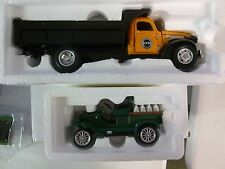 National Mint Museum 1941 Chevrolet Dumptruck and 1922 Ford Model T Roadster Pic