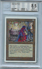 MTG Unlimited Time Vault BGS 8.5 NM-MT+ Card Magic the Gathering WOTC 0050