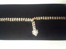 NEW Fashion Crystal Headwrap Elastic Stretch Headband Romantic Women BEAUTIFUL!