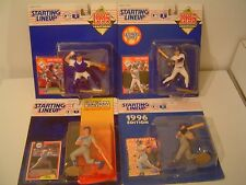 4 Mike Piazza Los Angeles Dodgers Starting Lineup 1994 95 95 Extended & 96