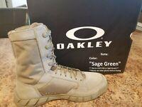Oakley Mens Light Assault 2 Boots, Sage Green, 11188-751 Military Tactical Boots