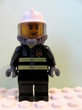 LEGO Minifig cty024 @@ Fire - Reflective Breathing Neck Gear Airtanks 7239 7240