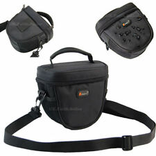 Camera Cases, Bags & Covers for Panasonic with Accessory Compartment(s)