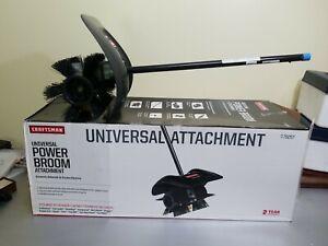 Craftsman Universal Power Broom Attachment 71-79257 NIB