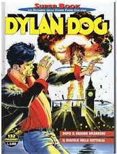 DYLAN DOG SUPER BOOK NUMERO 4