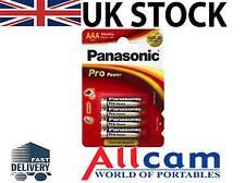 Panasonic Pro Power Gold Lr03 Alcalina AAA Batteria (confezione da 4)