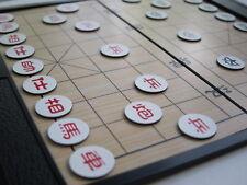 Xiangqi Chinese Chess 8 inch foldable magnetic mini board game