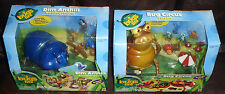 Disney A Bug's Life Dim Anthill Battleground Playset & BUG CIRCUS MICRO SETS