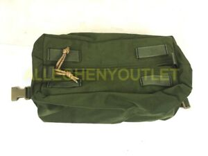 Military Style MOLLE OD Green Sustainment / Multi Purpose Utility Pouch NEW